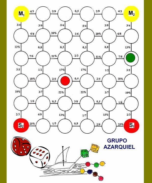 ALCANZA TU META: OPERAR CON FRACCIONES | Juegos y matemáticas