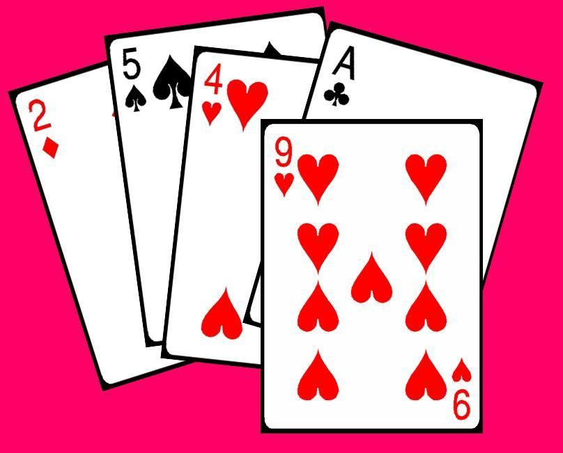 Reglas del juego de cartas en el culo