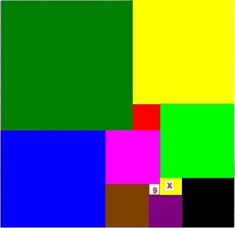 Resoluci n de ecuaciones cuadrados dentro de un for Plafones cuadrados de pared