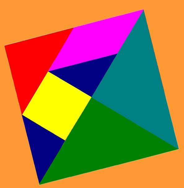 Resultado de imagen de tangram chino