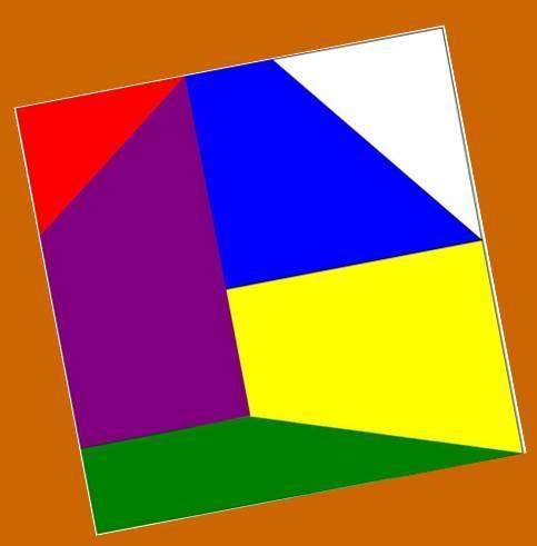 Puzzle de semejanza y proporcionalidad