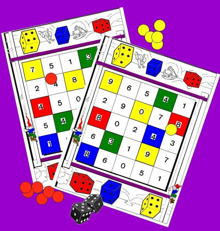 Cuatro En Raya De Los Divisores De Un Numero Juegos Y Matematicas
