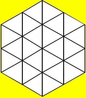 imagen triomino hexagono