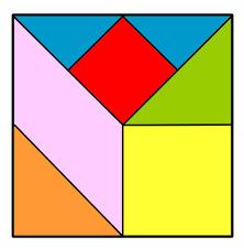 tangram flecher