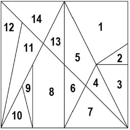puzzle mio blanco negro