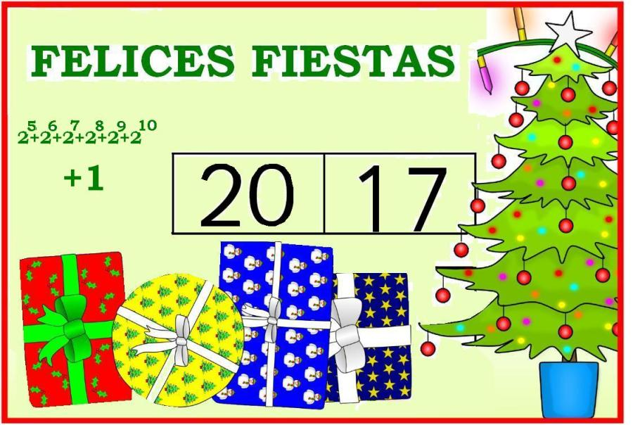 Tarjeta navidad 2017