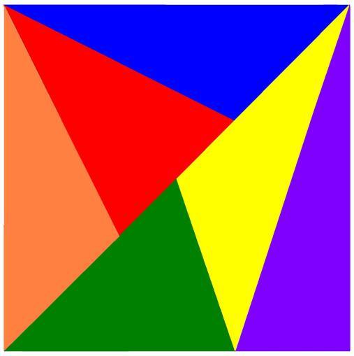 cuadrado color