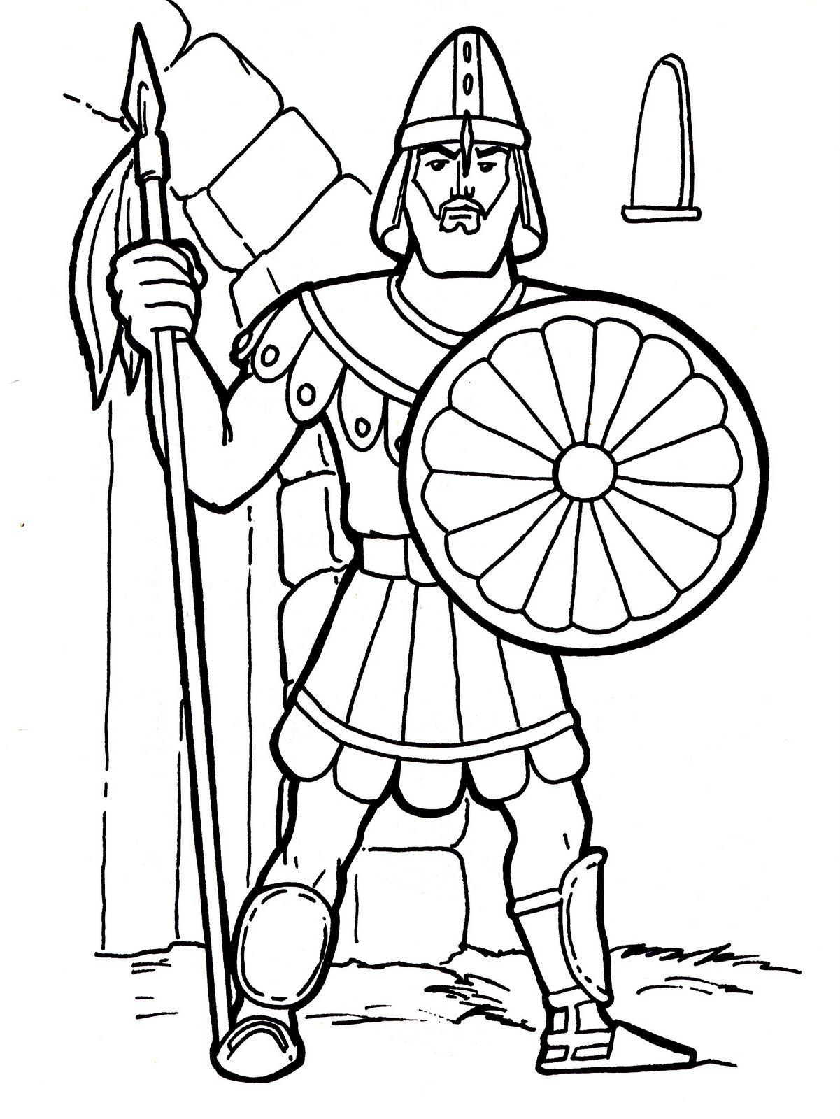 soldado-lanza-escudo | Juegos y matemáticas